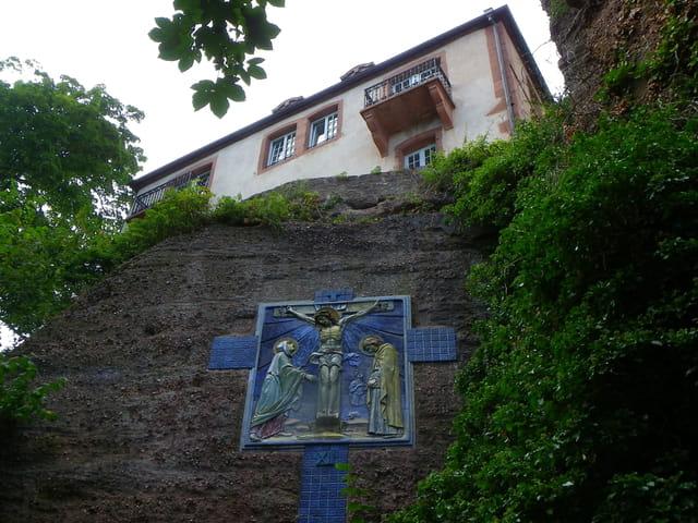Le Mont Saint Odile