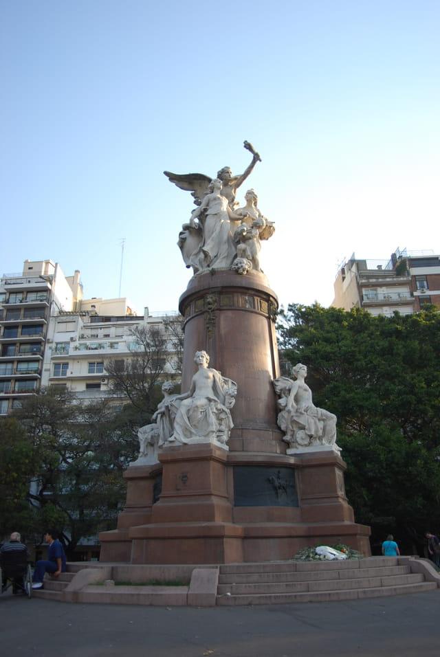 Le monument des Français