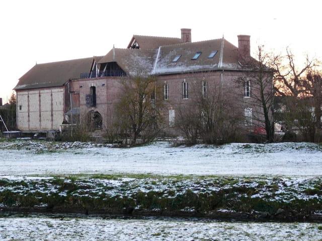 Le moulin Charlemagne