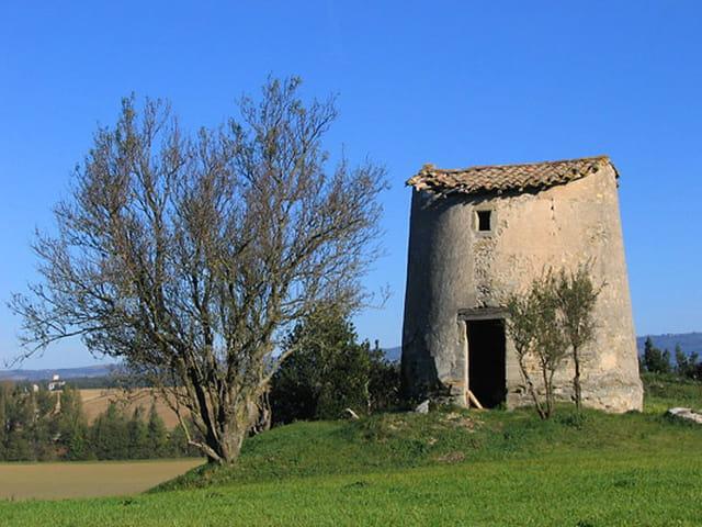 Le moulin de la Pierre
