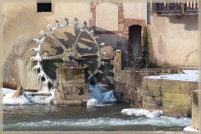 Le moulin de Sarreinsming
