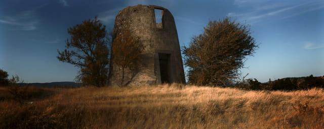 Le moulin de Ste Anne - Villegly