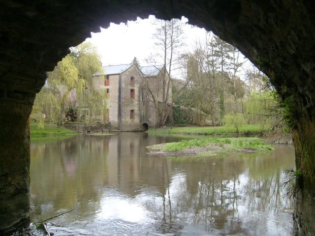 Le Moulin sur L'Erdre