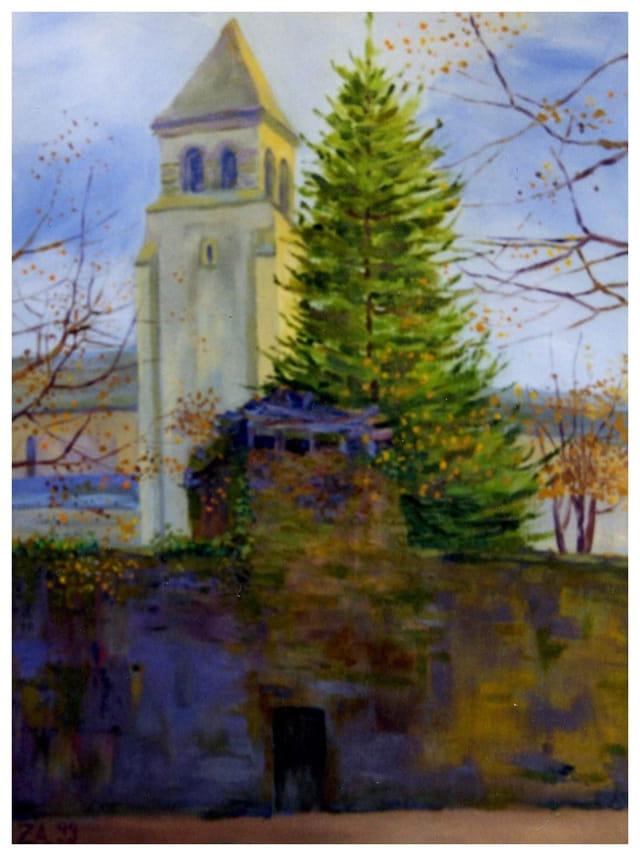 Le Mur de La Basilique