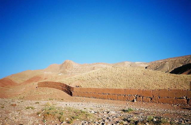 Le mur des bergers