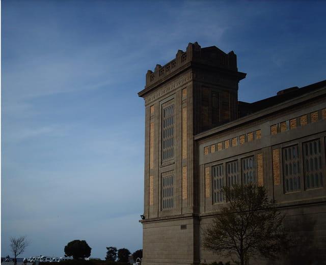 Le Musée de la Mer à Cherbourg