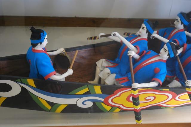 le musée du village Ryukyu Mura
