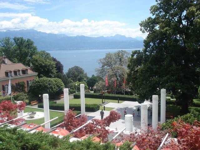 Le musée olympique - Lausanne
