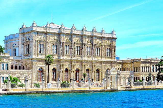 Le Palais de Dolmabahçe