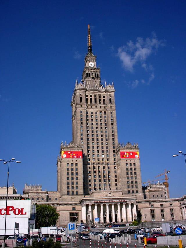 Le palais de la culture