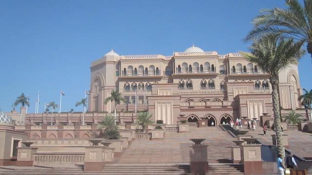 Le Palais des �mirats