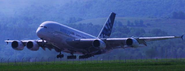 Le paquebot des airs - Airbus A380.