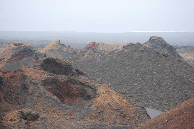 le Parc National de Timanfaya