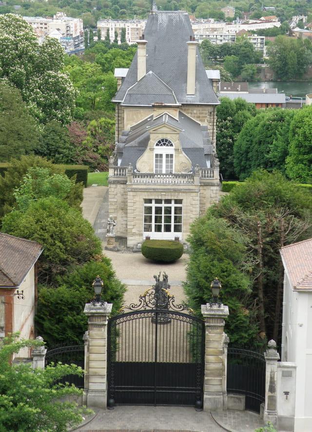 Le Pavillon Sully, au Pecq