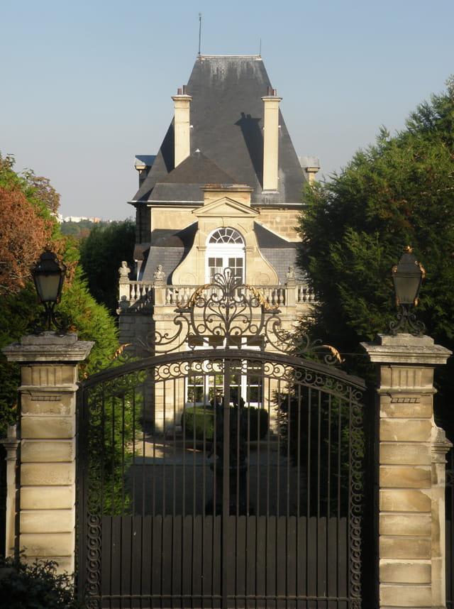 Le Pavillon Sully, ex Pavillon du Jardinier