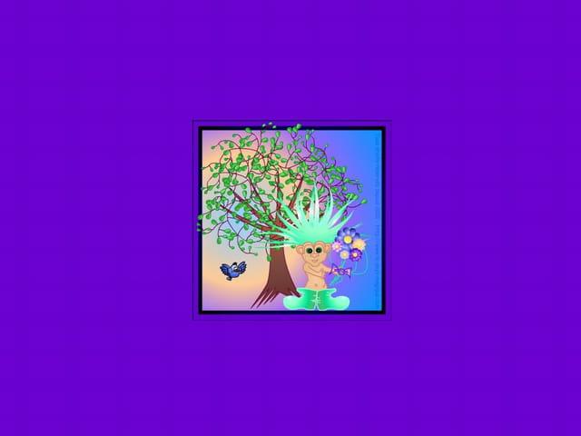 Le Pays Magique - Lutins, musique et contes - Green et les fleurs
