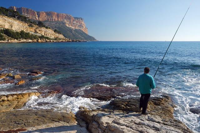 Le pêcheur de Cassis