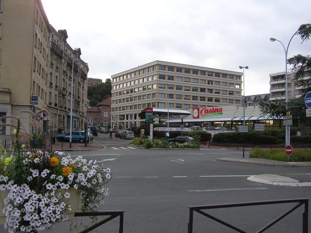 Le pecq centre ville