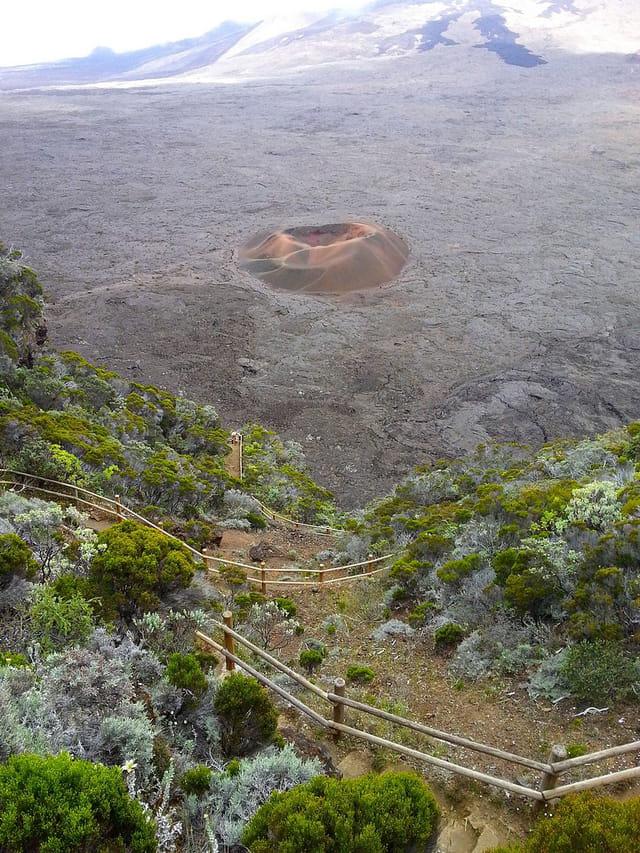 Le petit cratère -Formica leo (2)