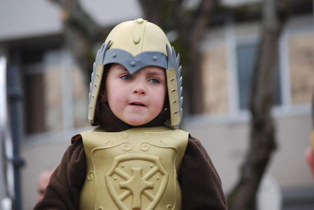 Le petit gladiateur