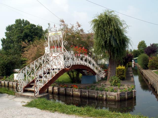 le petit pont de....fer