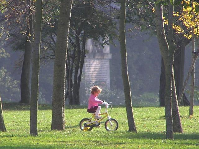 Le petit vélo jaune