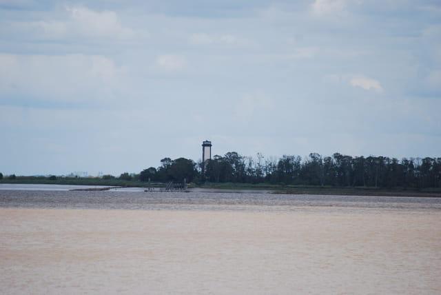 le phare de l'île de Patiras