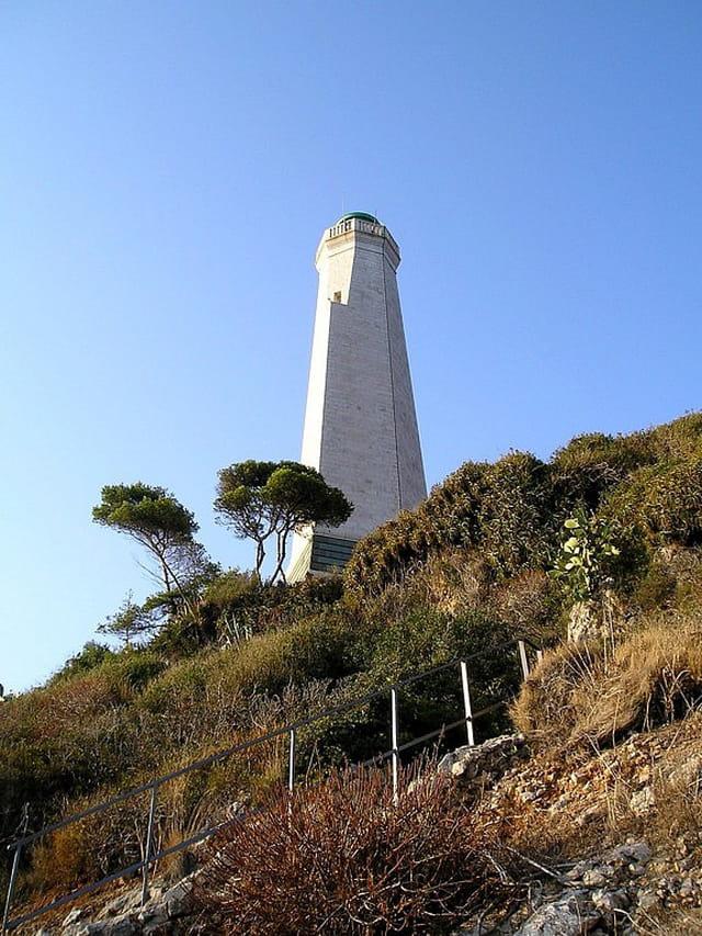 Le phare de St. Jean Cap Ferrat