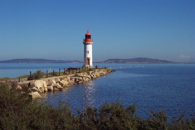 Le phare des Onglous