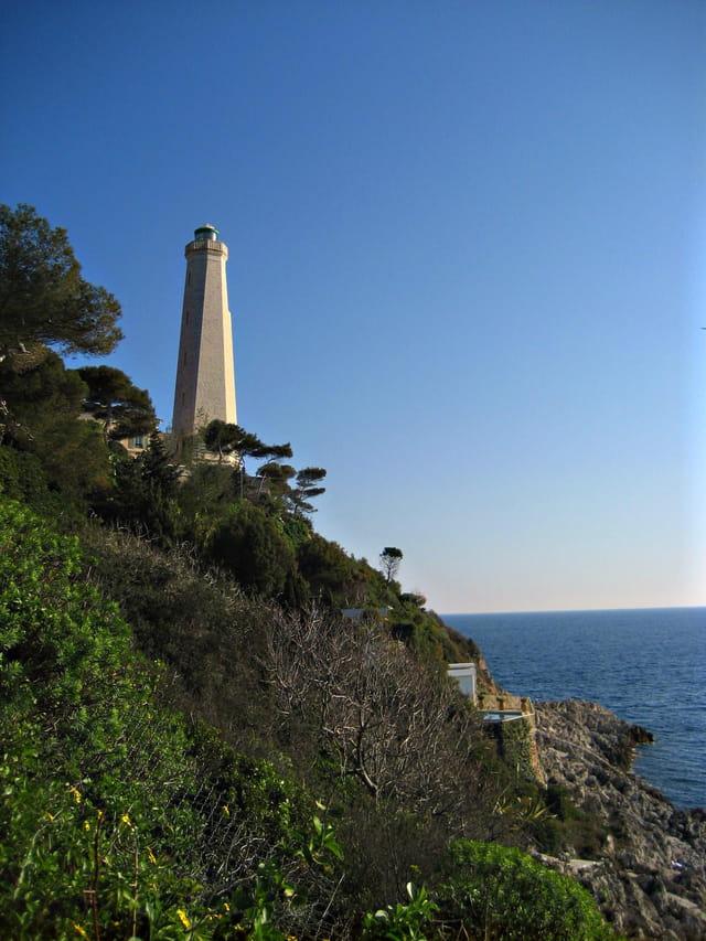 Le phare du Cap