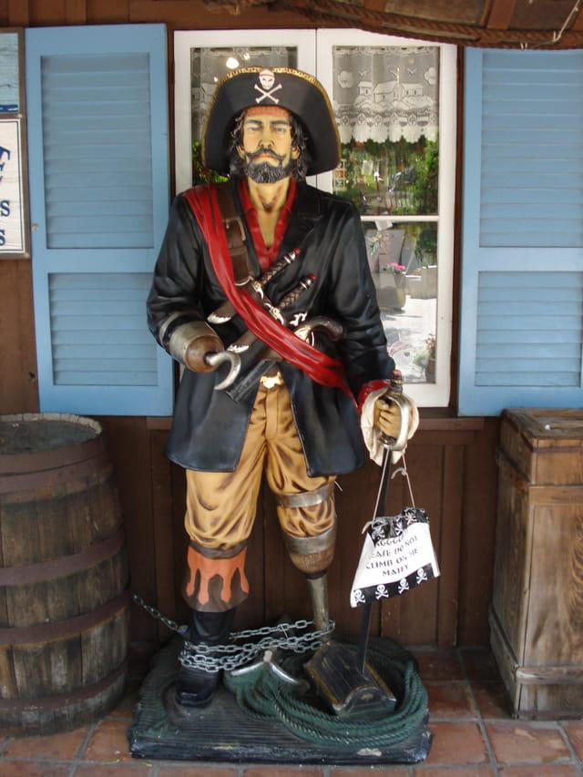 Le pirate de San Diego