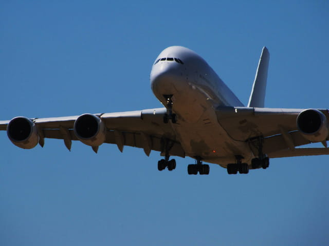 Le plusGROS! Airbus A380.