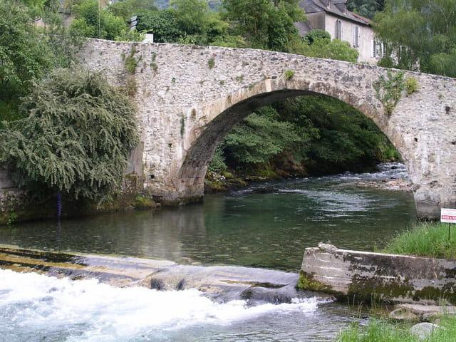Le pont de bordes