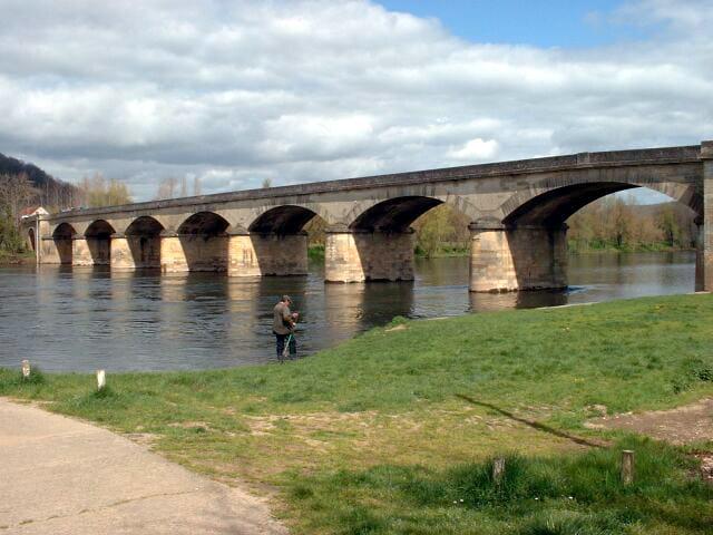 Le pont de siorac-en-périgord