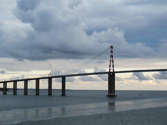 Le pont de ST NAZAIRE