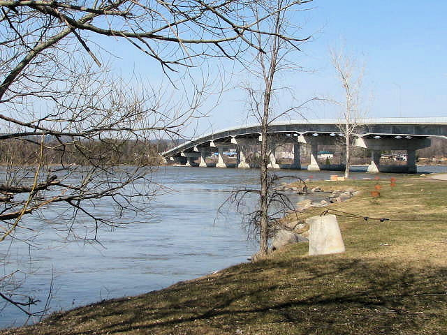 Le pont du Long-Sault