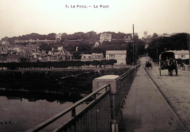 Le pont du pecq