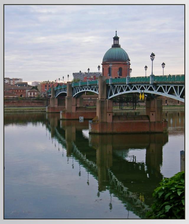 Le Pont Saint Pierre et Saint Joseph de la Grave