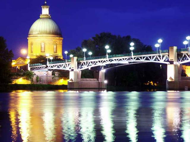 Le pont st-Pierre