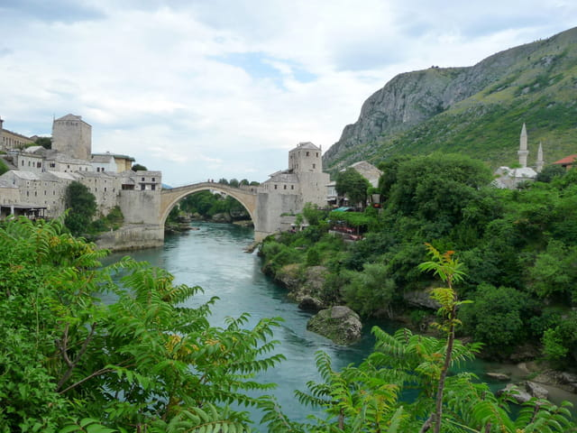 Le pont symbole