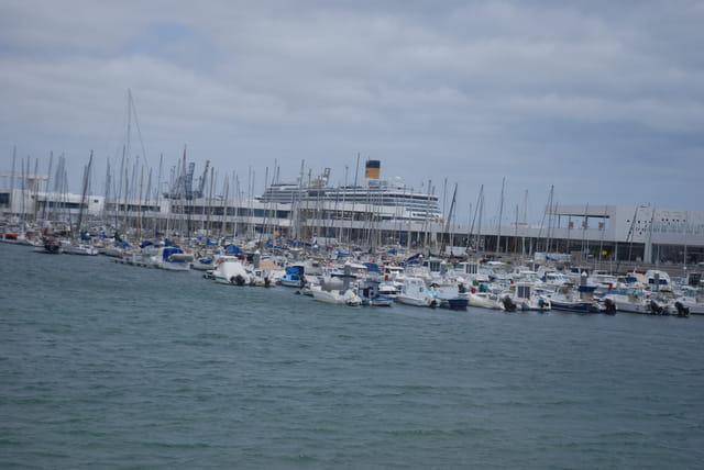 le port d'Arrecife