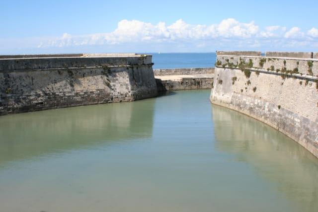 Le port de la citadelle