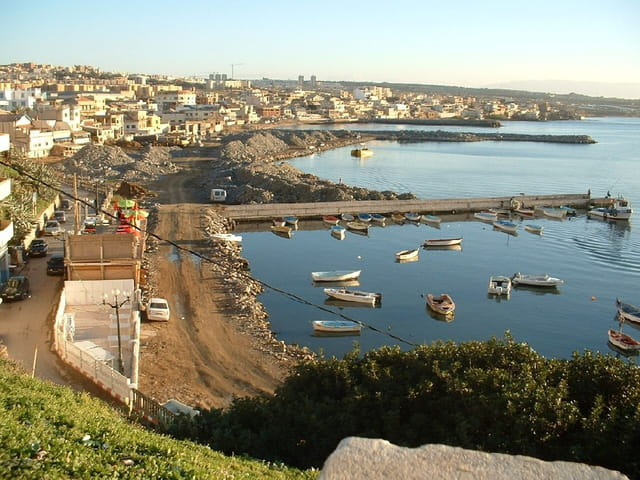 Le port de la madrague