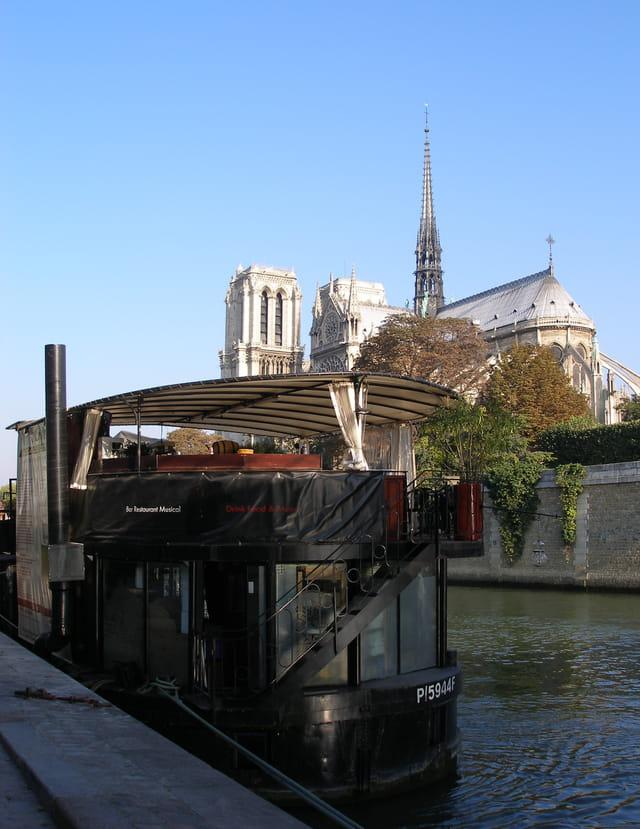 Le Port de La Tournelle