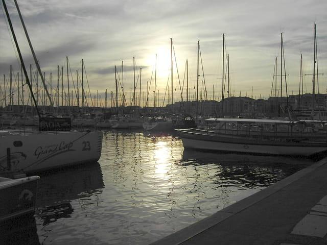 Le port de plaisance