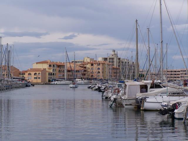 Le port de Port Leucate