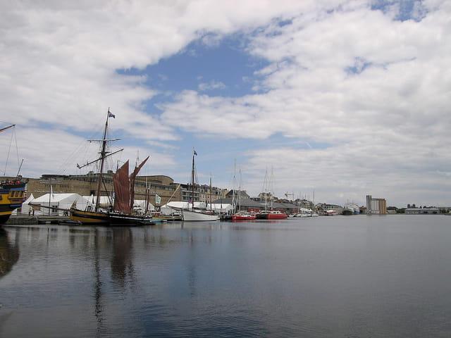 Le Port de Saint Malo (3)