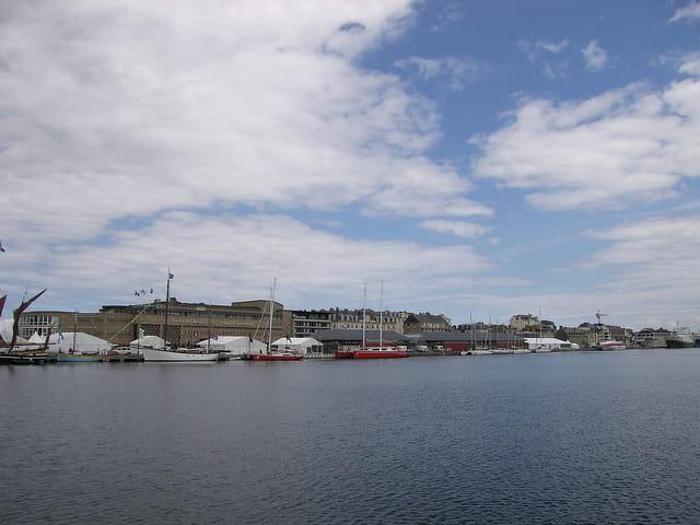 Le Port de Saint Malo (4)