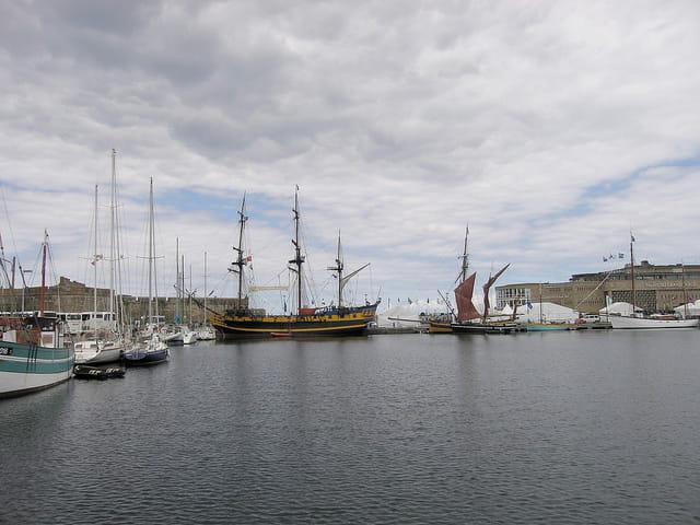 Le Port de Saint Malo (5)