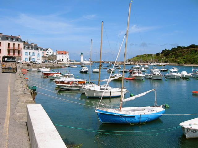 Le port de sauzon